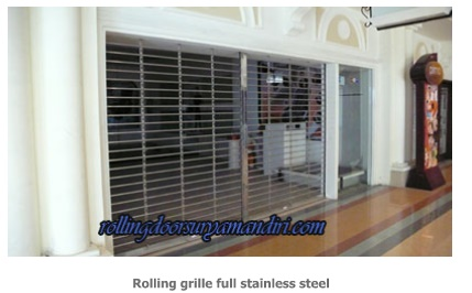 rollinggrillstainless