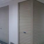 rolling door one sheet Rapat