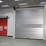 rollingdoor aluminium